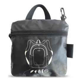 Foldable Backpack, Black