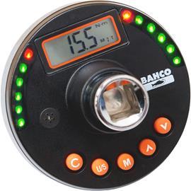Bahco TAM12200 Momentti- ja kulmamittasovitin 10-200 Nm