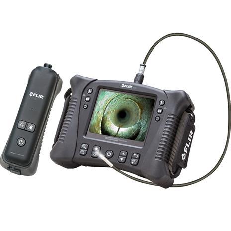 Flir VS70 Videoskooppi sis. kamerasondin VSC80-1R ja langattoman VST-lähettimen