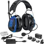 3M Peltor WS Alert XPI Kuulonsuojain sis. Bluetooth ja mobiilisovellus, päälakisanka, latauspaketti