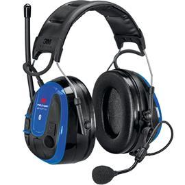 3M Peltor WS Alert XPI Kuulonsuojain sis. Bluetooth ja mobiilisovellus, päälakisanka