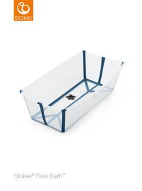Stokke Flexi Bath XL, kokoontaittuva amme