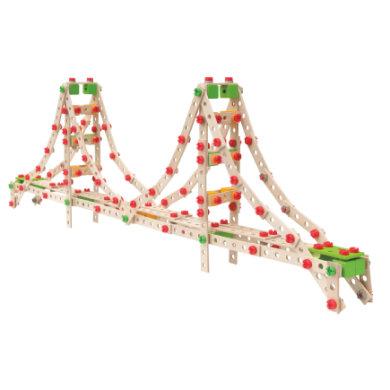 Eichhorn Constructor Golden Gate -silta - monivärinen