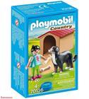 Playmobil Country 70136, koira ja koirankoppi (Dog with Doghouse)