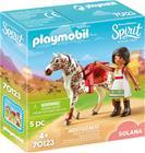 Playmobil Spirit 70123, Solana vikeltää (Vaulting Solana)