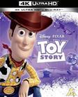Toy Story - Leluelämää (4k UHD + Blu-ray), elokuva