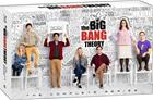 Rillit huurussa (The Big Bang Theory): Kaudet 1-12 (Blu-Ray), TV-sarja