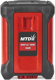MTD 196-669-600 40V 2,0 Ah Li-Ion, työkaluakku