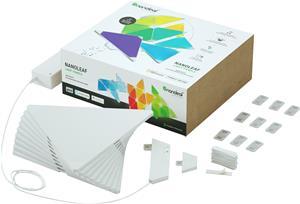Nanoleaf Canvas Smarter Kit Rhythm Edition, kosketusohjattavat valopaneelit 9 kpl