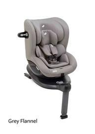 Joie i-Spin 360 0-18kg turvaistuin Grey Flannel