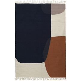 Ferm Living Kelim Merge, matto 160 x 250 cm