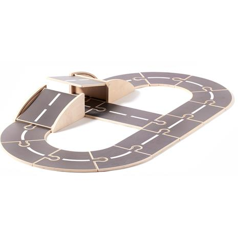 Kids Concept Aiden Buildable Car Track Set