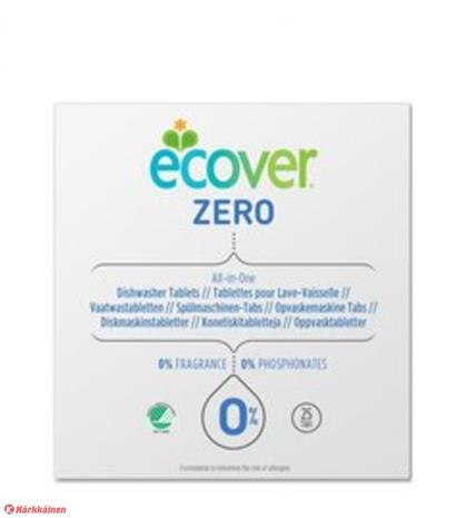 Ecover Zero All-in-One 25 kpl konetiskitabletti