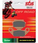 SBS 23-591SI Sintered Offroad Kaw/Suz eteen jarrupalat