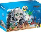 Playmobil Pirates 70113, Merirosvosaari