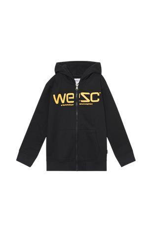 "WeSC ""Huppari Logo Zip Hoodie"""