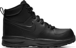 Nike J MANOA LTR GS BLACK/BLACK