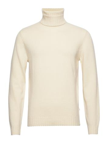 FRAM Tony Rollneck Knitwear Turtlenecks Kermanvärinen FRAM PISTACHIO SHELL