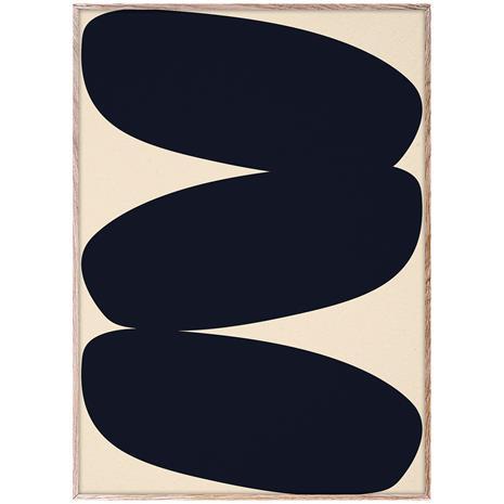 Paper Collective Solid Shapes 01 juliste