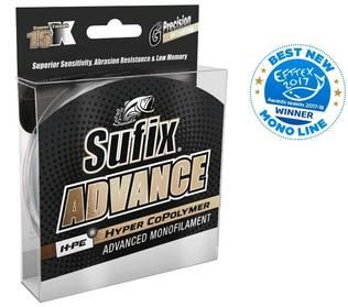 Sufix Advance siima 150m 0,25mm/6,1kg