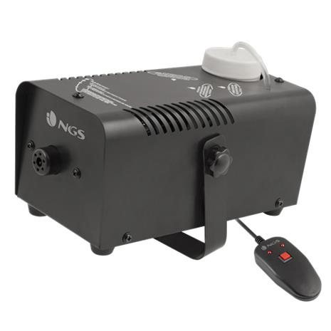 NGS Steam Wind savukone, 400W, 1,3l, musta