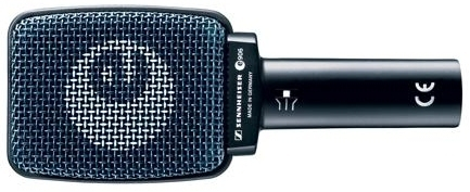 Sennheiser E 906, instrumenttimikrofoni