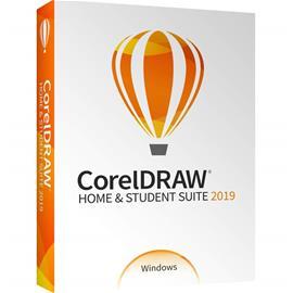CorelDRAW Home & Student Suite 2019, ohjelmisto