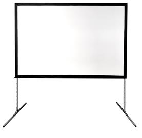 "Multibrackets Fast-fold Projection Screen (jalusta) 200"" 16:9 443 x 249, valkokangas"