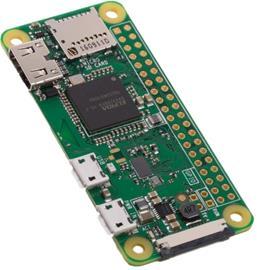 Raspberry Pi Zero W, yhden piirilevyn tietokone