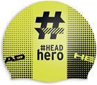 Head Hashtag Silcone Suede Lakki, headhero