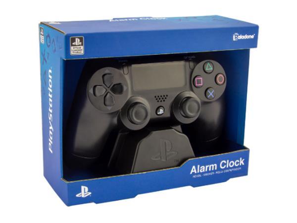 Sony Playstation -ohjain, herätyskello