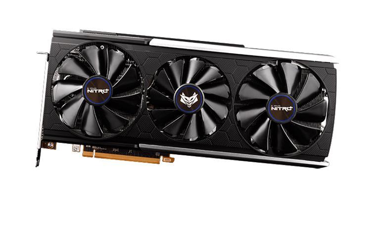 Sapphire Radeon RX 5700 XT Nitro+ 8 GB, PCI-E, näytönohjain