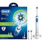 Braun Oral-B PRO 680 CrossAction, sähköhammasharja