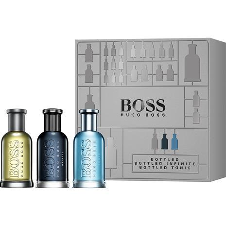 Hugo Boss Boss Bottled Trio - Classic EdT 30 ml, Tonic EdT 30 ml, Infinite 30 ml