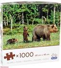 Peliko 1000p karhut palapeli