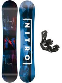 Nitro Prime Overlay 165W + Staxx L 2020 uni Miehet