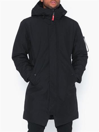 Elvine Gunter Jacket Takit Black