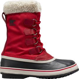 Sorel Winter Carnival Saappaat Naiset, mountain red