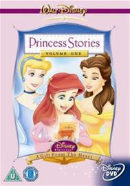 Disney Princess Stories - Vol. 1 - A Gift From The Heart (DVD)
