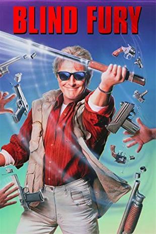 Blind Fury (1989, Blu-Ray), elokuva