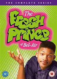 Bel-Airin prinssi (The Fresh Prince of Bel-Air): kaudet 1-4, TV-sarja