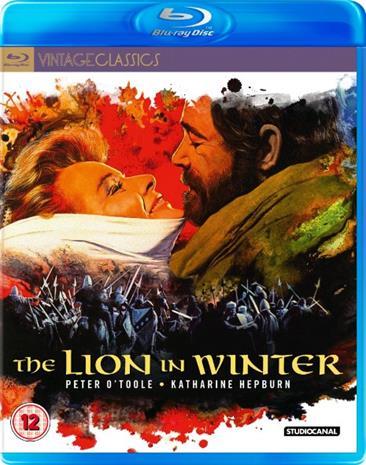 Leijona talvella - Digitally restored (The Lion in Winter, 1968, Blu-Ray), elokuva