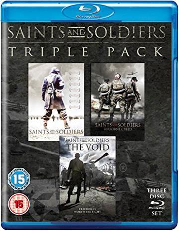 Saints and Soldiers 1-3 (Blu-Ray), elokuva