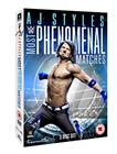 WWE: AJ Styles Most Phenomenal Matches, elokuva