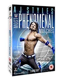 WWE: AJ Styles Most Phenomenal Matches, elokuva
