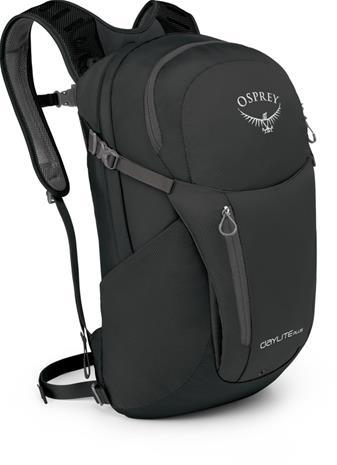 Osprey Daylite Plus Selkäreppu, black, Urheilulaukut