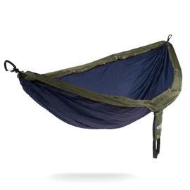 Eagles Nest Outfitters DoubleNest riippumatto, sininen/oliivi