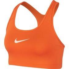 Nike Swoosh Urheilurintaliivit - Oranssi/Orange Quartz Nainen