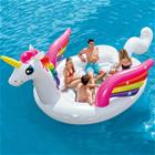 Intex Uimapatja Unicorn Party Island 57266EU