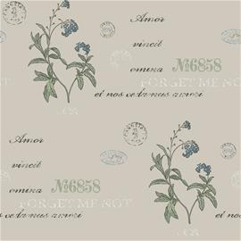"""Forget Me Not - 4020"""" """"Tapetti"""